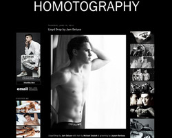 Jam Deluxe featured on Homotography
