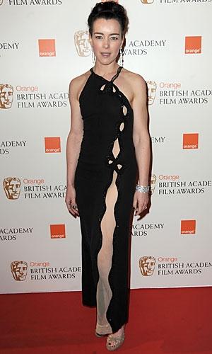 Olivia Williams at BAFTA 2011