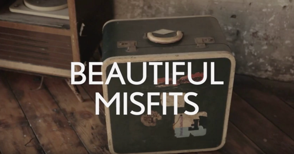 Beautiful Misfits    Series of 4 short films directed and choreographed by JLee Productions. Dancer: Rachel Maybank Make-up & Nails : Jam Deluxe Hair: Amelia Carrington-Lee Costumes: Elizabeth Emanuel