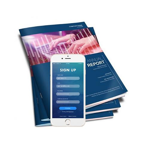 Mann Materials Intelligent Booklets/Reports