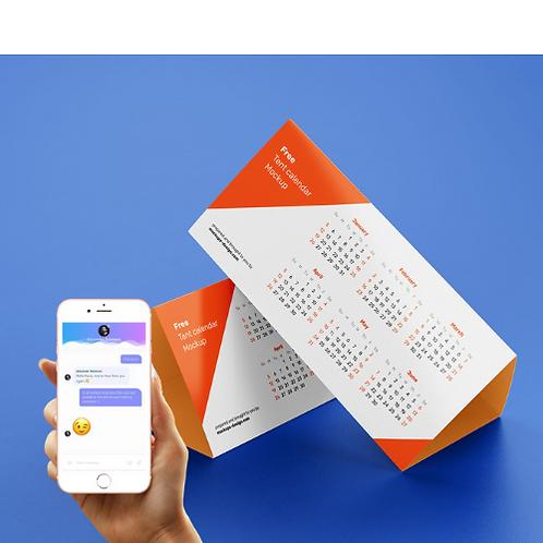 Mann Materials Intelligent Calendars