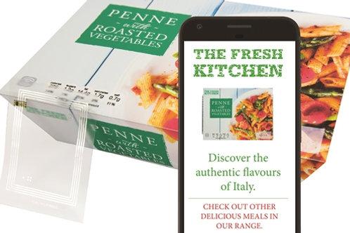 Mann Materials Intelligent Food Packaging