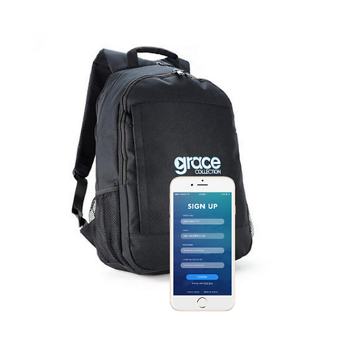 Mann Materials Intelligent Backpack