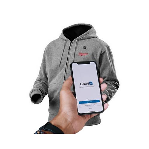 Mann Materials Intelligent Hoodie Jackets