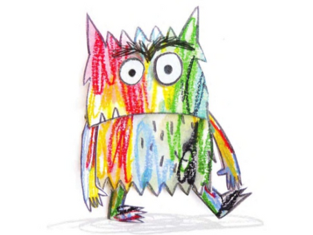 Storytelling lesson plan - The Colour Monster by Anna Llenas