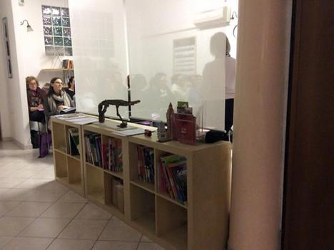 teacher training in Sarzana (Italy)