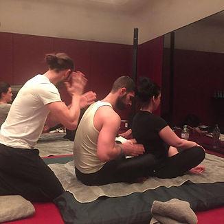 mindful massage training