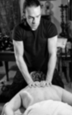 Andrea Spanu massage