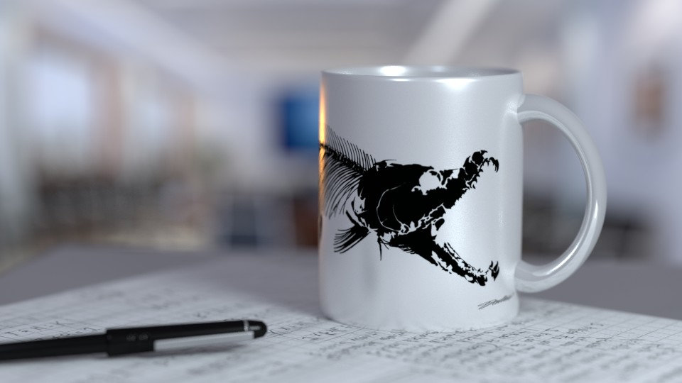 Killer Spawn 11 oz. Ceramic Mug