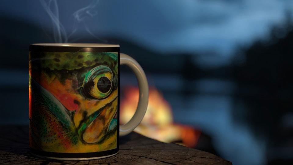 Dream #1 11 oz. Ceramic Mug