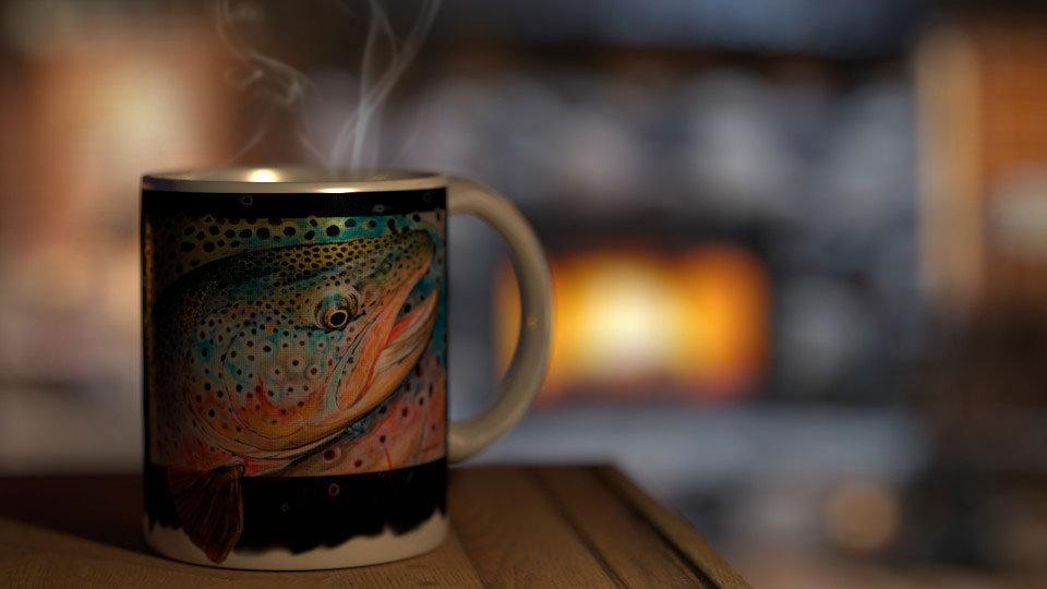 Dream #2 11 oz. Ceramic Mug