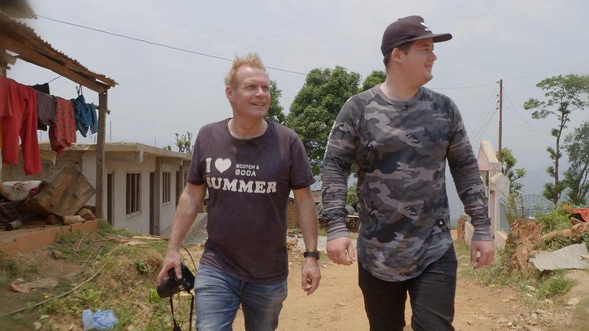 Peter Löhmann und Chris Tall.jpg