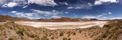 Altiplano in Bolivien