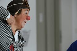 Clownbesuch