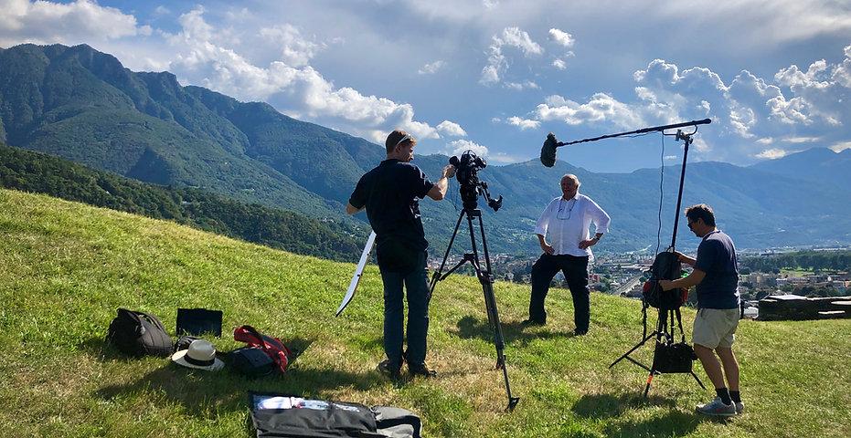 Interview mit Walter Finkbohner in Belli