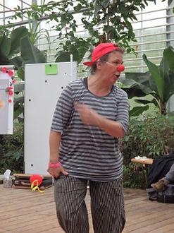 Susanne Keller während des Workshops.