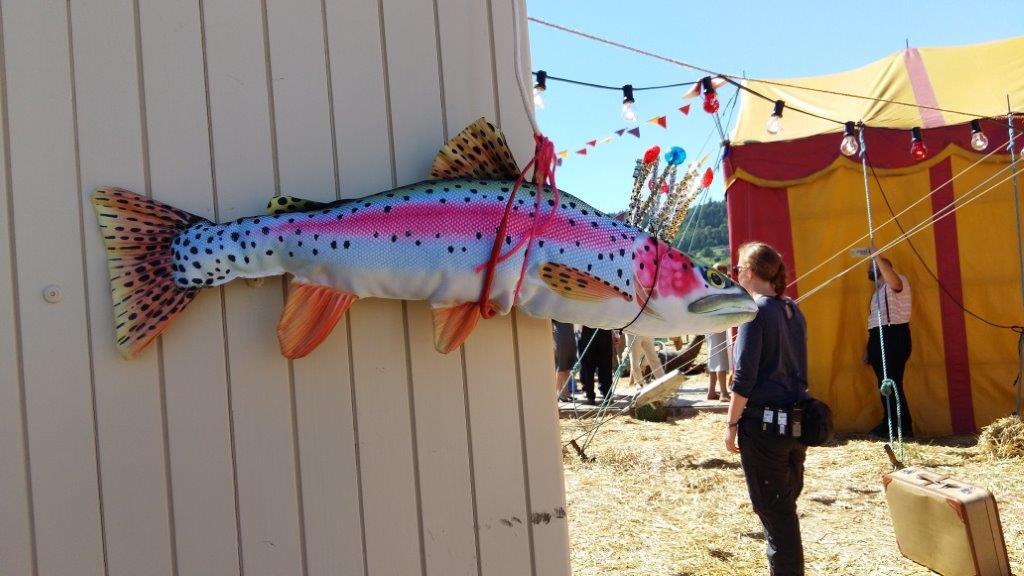 Fisch Fridolina von Clown Susi