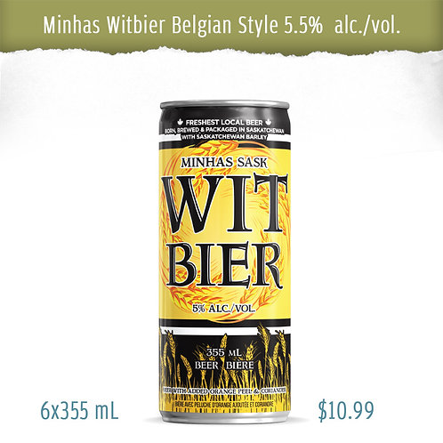 MINHAS CRAFT BEERS, Brewery Fresh, All Natural