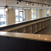 Almost ready Bar counter