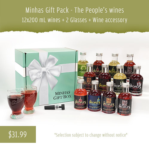GIFT IDEAS - Sampler Packs, LuxBottles & MORE