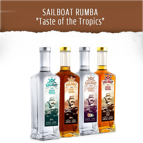 Sailboat Rumba - Taste of the tropics