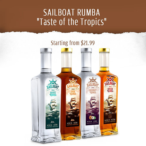 Sailboat Rumba - Taste of the tropics
