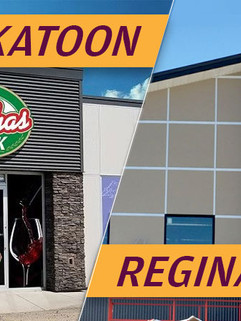 Saskatoon & Regina