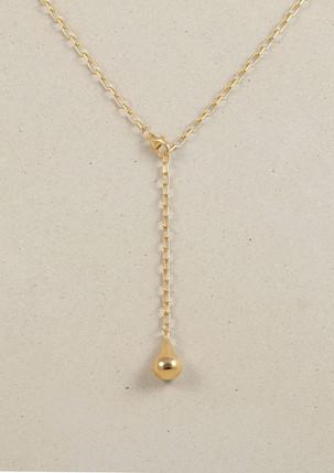 Eden Pear Necklace