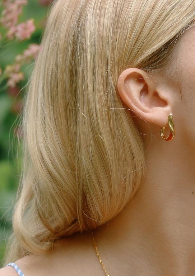 Paprica Hoop Earrings