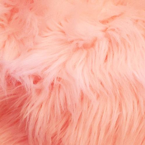 Custom Baby Pink Furry Fantasy Unicorn Headpiece Prop