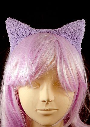 Furry Plush Cat Ears