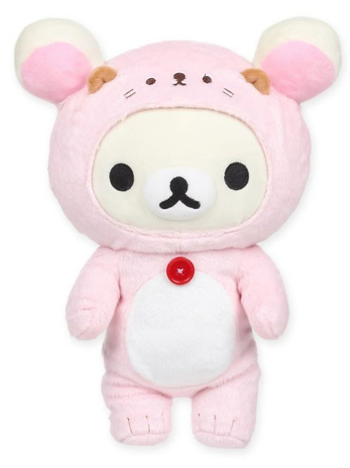 San-X Korilakkuma™ Sea Otter Series Rilakkuma™ Plush Toy