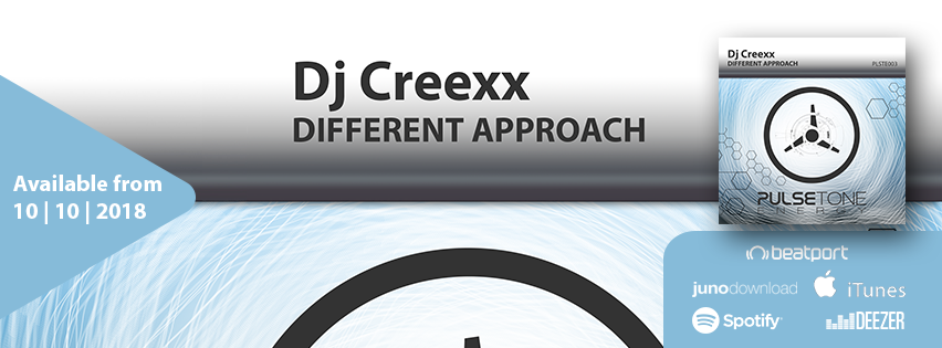 DJ Creexx - Different Approach