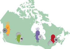 Axe 3-2.2 Carte Canada plusiers bacterie