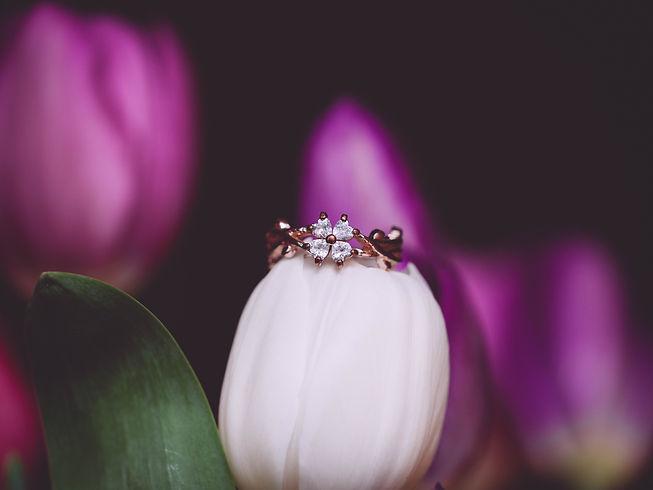 Engagement ring, wedding details, wedding photography