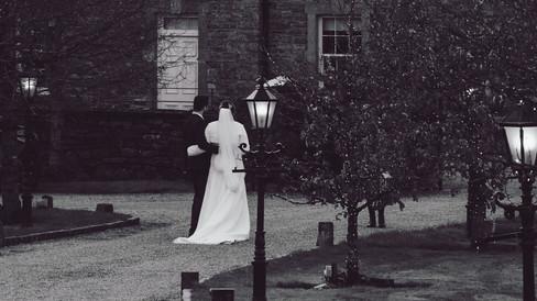 Wedding Clonabreeney House, Co. Meath, Bride & Groom