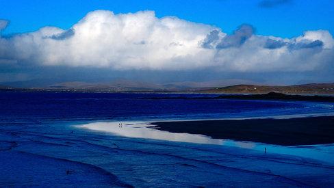 Nairn, Beach, Donegal