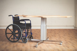 Adjustable Able Table