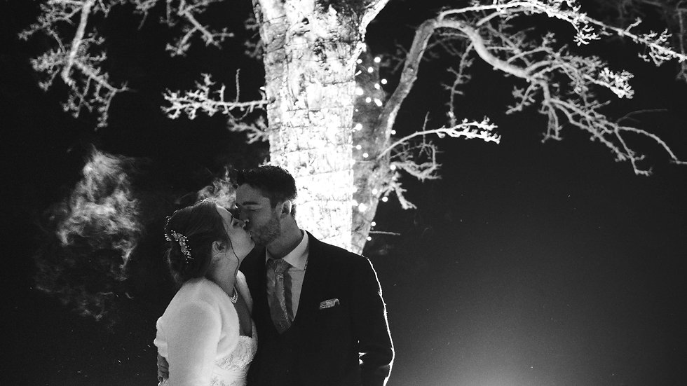 Clonabreany House, Bride and Groom, meath, Wedding Photography, Black and White, Gown, Nightime