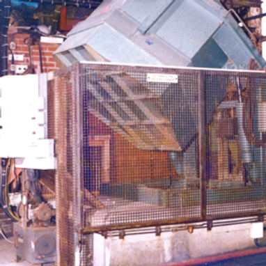 Electric Resistance Wire & Rod Heated Crucible Melting Furnaces