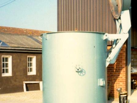 Lead Refining Kettle (Pot) Furnaces