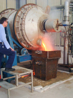 Cast Metal Times: Tin, Lead, and Copper Smelting and Recycling with Monometer Rotary Furnaces