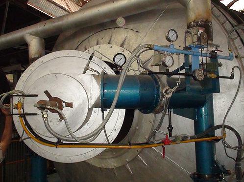 MKII Medium pressure atomiser burner
