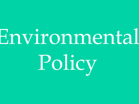 Environmental Policy is Health Policy