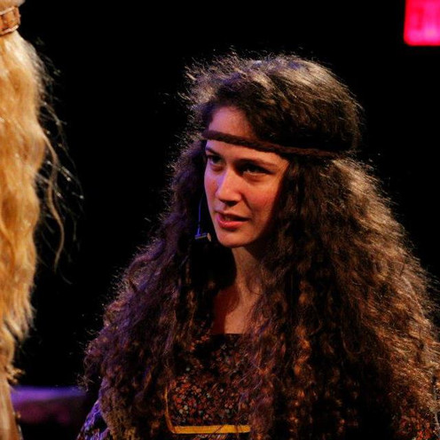 Hair. LABA Theater, NYC. Directed by Alex Perez.