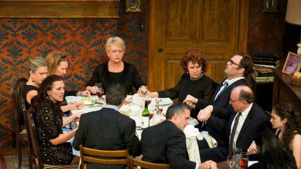 August: Osage County. The Fulton Theatre. Directed by Marc Robin