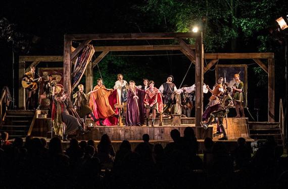 Robin Hood. Williamstown Theatre Festival. Directed by Stella Powell Jones.