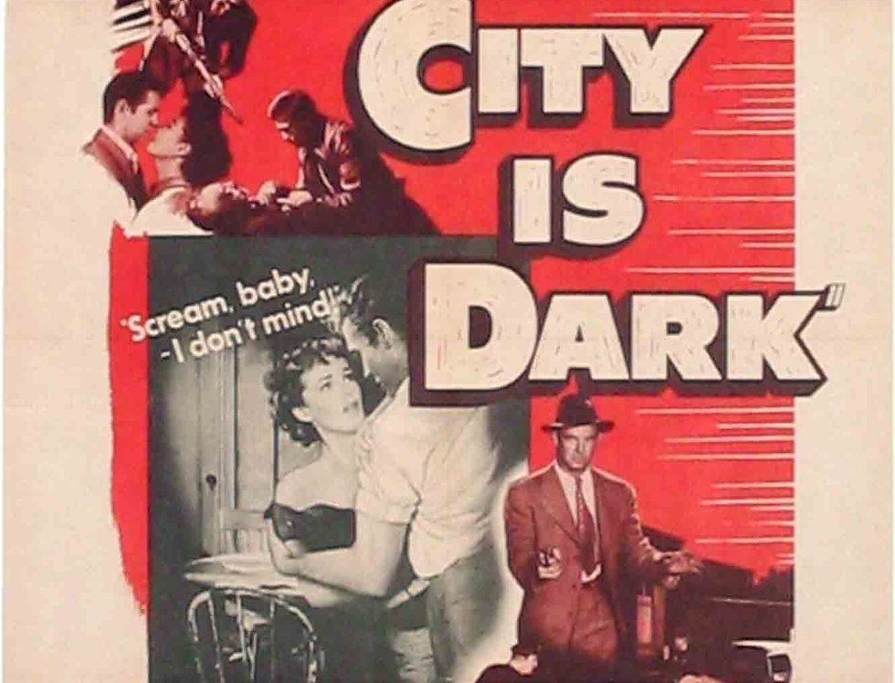 City is Dark, The (aka Crime Wave) (1953)