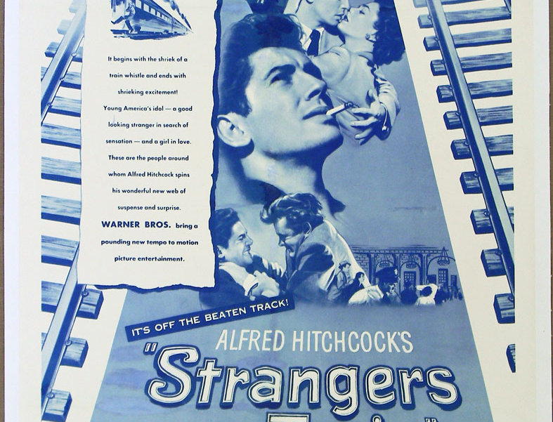 Strangers on a Train (1951; re-release 1957)
