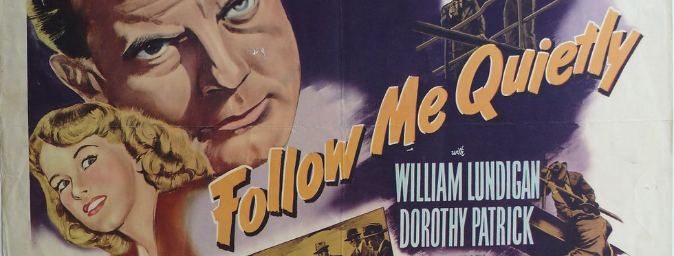 Follow Me Quietly (1949)
